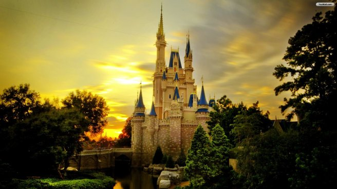 cinderella-castle-wallpaper
