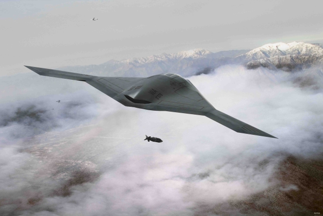 stealth-bomber-bomb-bombardiere
