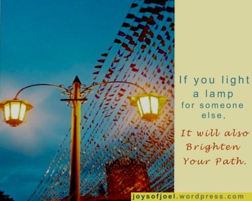 faith, sinulog festival cebu, joys of joel quotes, life, the lamp post, spirituality and religion