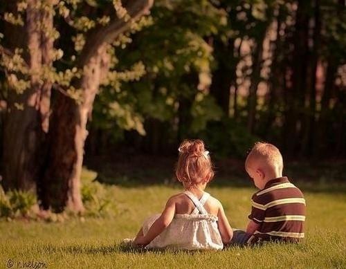 cute-kids-couple-love-friends