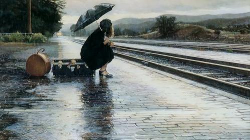 sad-girl-in-rain-desktop-wallpapers