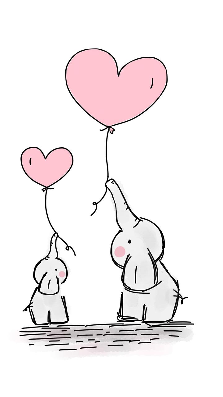 cute-elephants-2757831_1280