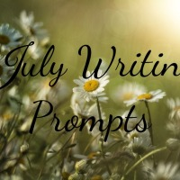 July 2019 Writing Prompts